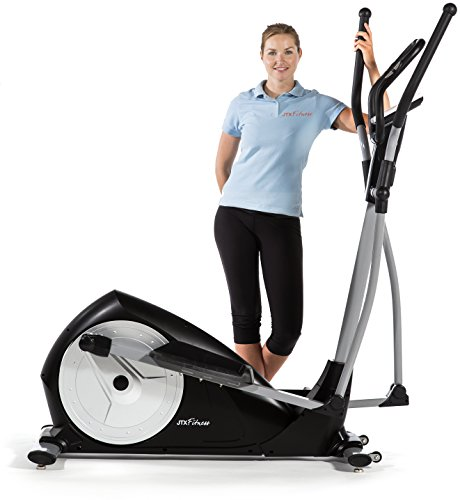 JTX Strider-X7 MAGNETIC CROSS TRAINER. Heart Rate...