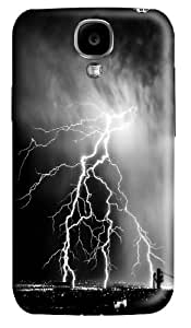Epic Lightning Custom Samsung Galaxy S4 I9500 Case Cover ¨C Polycarbonate
