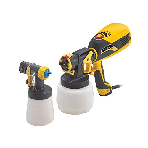 Wagner FLEXiO 590 8 GPM Airless Paint Sprayer (Best Affordable Paint Sprayer)