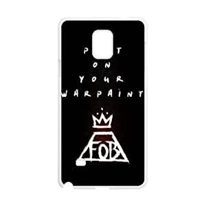 Samsung Galaxy Note 4 Phone Case White Fall out boy SF8590008