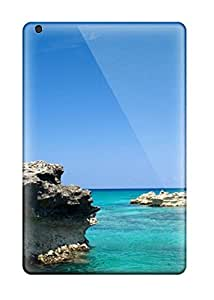 New Cayman Islands Beaches Tpu Cases Covers, Anti-scratch PamarelaObwerker Phone Cases For Ipad Mini