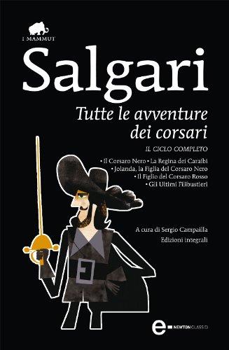 I Racconti di Avventure di Emilio Salgari (Italian Edition)