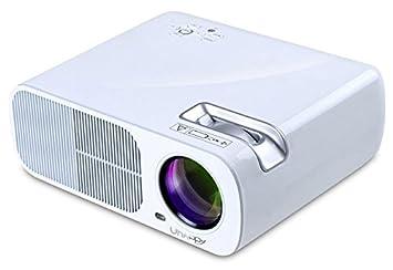 UhAPPy U20 LCD Proyector 1GB + 8GB 2600Lm 800 x 480 Píxeles 3D ...