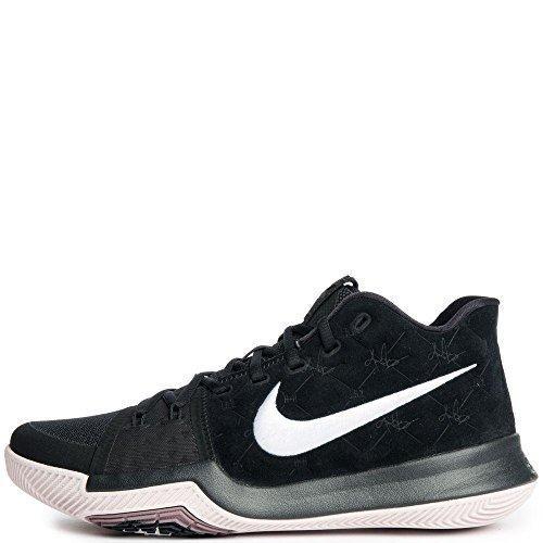 pretty nice f117f 2cbda Galleon - NIKE Men s Kyrie 3 Basketball Shoes (14, Black White)