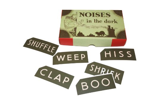 Games Noises in The Dark