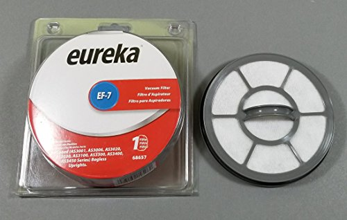 Eureka Assembly AS3011A Filter EF-7 091541