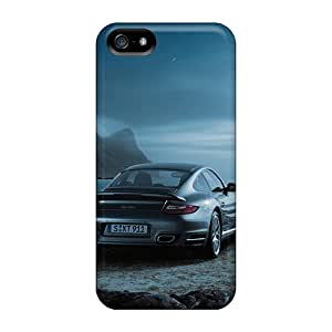 First-class Case Cover For Iphone 5/5s Dual Protection Cover 911 Turbo