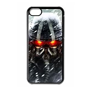 Killzone Game 7 iPhone 5c Cell Phone Case Black Gift pjz003_3137202