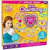 It's So Charming Charm Bracelet Jewelry Making Set