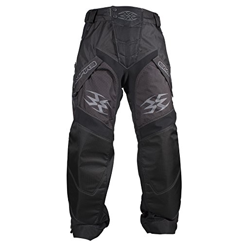 Empire 2016 Contact Zero F6 Paintball Pants - Black - Pants Empire Paintball
