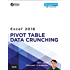 Excel 2016 Pivot Table Data Crunching (includes Content Update Program): Exce 2016 Pivo Tabl Data C_p1 (MrExcel Library)