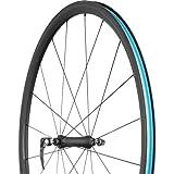 Reynolds - Attack Rim Brake Carbon Fiber Wheelset for Road Bikes, Shimano Compatible