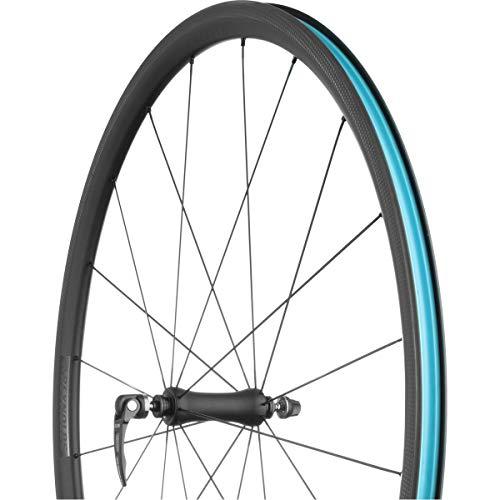 (Reynolds - Attack Rim Brake Carbon Fiber Wheelset for Road Bikes, Shimano Compatible)