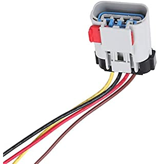 Amazon.com: Delphi FA10003 Fuel Pump Wiring Harness: Automotive on gm window switch wiring, gm fuel lines, gm a/c compressor wiring, gm tail light wiring, gm fuel gauge wiring,
