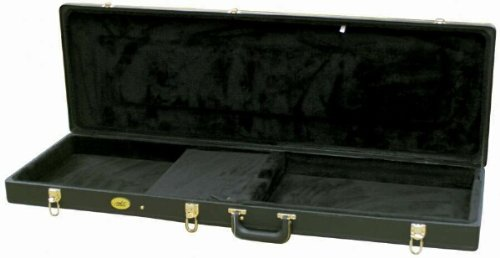 MBT Electric Guitar Case - Wood by MBT