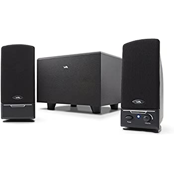 Cyber Acoustics CA3001WB 14 Watts 2.1 Speakers