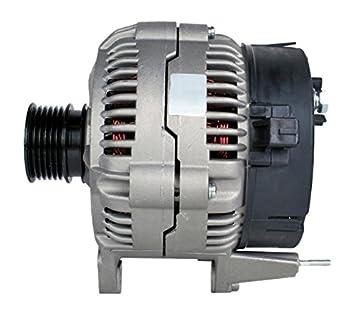 14V 55A HELLA 8EL 012 427-531 Generator