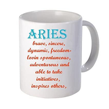Buy Aries Sun Sign Mugs Online at Low Prices in India