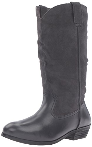 Wide Women's SoftWalk Creek Calf Grey Dark Rock Boot tAHgf