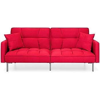 Amazon Com Signature Sleep Devon Sleeper Sofa With Memory
