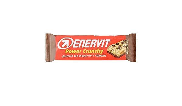 Amazon.com: Enervit Power Crunchy Cioko Finger 40g: Health & Personal Care