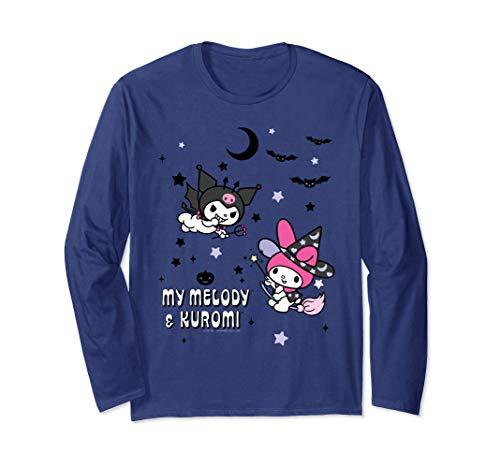 My Melody and Kuromi Halloween Long Sleeve Shirt