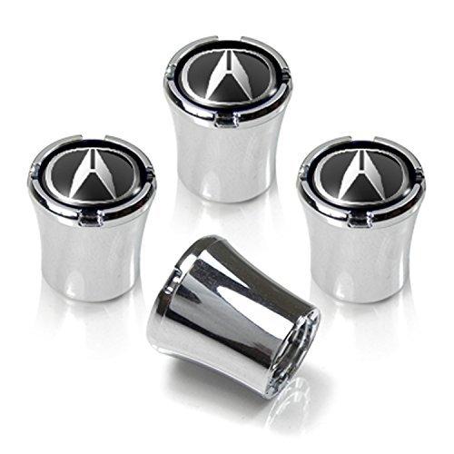 acura-black-logo-chrome-tire-stem-valve-caps