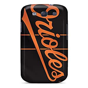 Samsung Galaxy S3 Djg9950LNnE Support Personal Customs Stylish Baltimore Orioles Image Great Cell-phone Hard Cover -RichardBingley