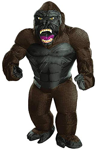 Rubie's Costume Kong: Skull Island Child's Inflatable King Kong Costume, Multicolor, One ()
