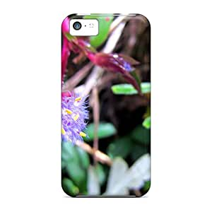 New Arrival Cases Specially Design For Iphone 5c (wild Flower In The Mountain)