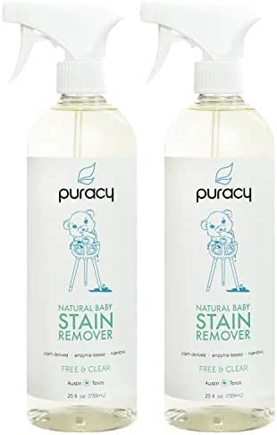 Stain Removers: Puracy Natural Baby Stain Remover