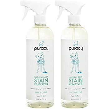 Amazon Com Puracy Natural Laundry Stain Remover Enzyme