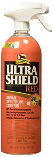Absorbine Ultrashield Red Insecticide and Repellent Spray