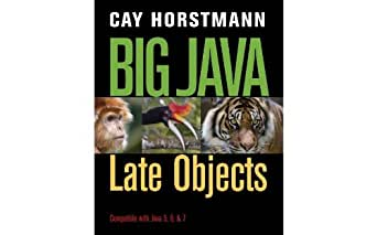 Big java late objects 1 cay s horstmann ebook amazon big java late objects 1st edition kindle edition fandeluxe Image collections