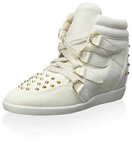 Schutz Dames Belize Hoge Top Sneaker Lirio