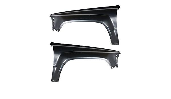 Front Passenger Side Fender Splash Shield For 4Runner 84-89 Plastic