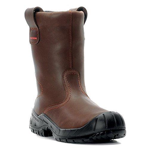 Elten 178671-39 Rigger Boot Chaussures de sécurité ESD S3 CI Taille 39