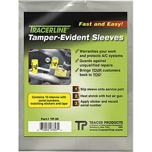 Tracerline TP30 Tamper-Evident Sleeves