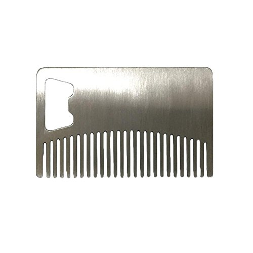 Stretoey Stainless Steel Creative Card Modeling Antistatic 2