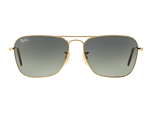 28b284927 Image Unavailable. Image not available for. Color: Ray-Ban Caravan Gold ...