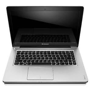 Lenovo Notebook 43762CU IdeaPad Ultrabook U410 14inch Core i5-3317U ULV 6GB 500GB? DDR3 SSD Windows 7 Home Premium Graphite Grey Retail