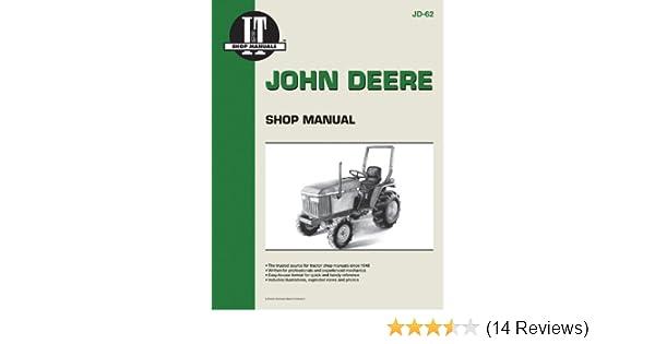 John Deere Shop Manual 670 770 870 970 1070 I T Shop