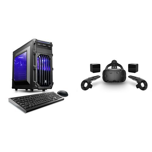 CybertronPC Palladium 970Z Gaming Desktop & HTC VIVE - Virtual Reality System  Bundle