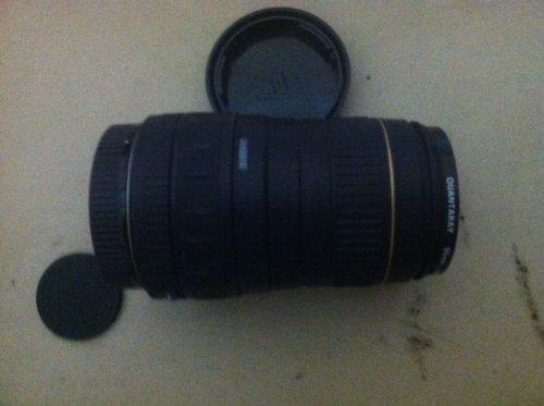 Quantaray 100-300mm F/4.56.7 Lens for Canon ()