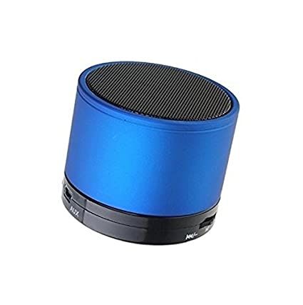 Teconica S10 Wireless Portable Bluetooth Speaker Hands Free with Calling  Functions, TF, USB & Micro Sd Card Slot and FM Radio Functionality  Compatible