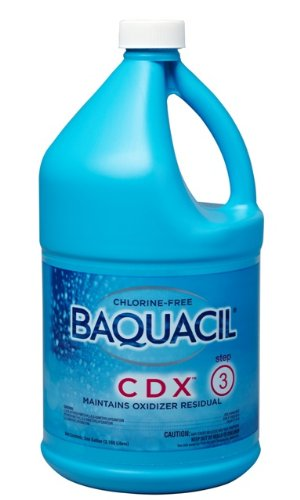 Baquacil 85030 CDX Product Swimming Pool Chemical, Oxidizer, Clear ()