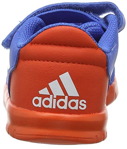 unisex true Orange blu Blue ginnastica Cf White ftwr Adidas Orange Scarpe bambino active Altasport I da True A6zY0n