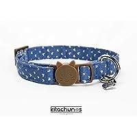 Kitachunos collar para gato Miroslava (Su Alteza Serenísima)