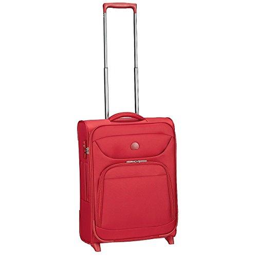 Delsey Bagaglio a mano, rosso (Rosso) - 000035772304