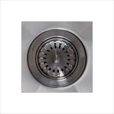 Adjustable Kitchen Sink Strainer Finish: Satin Nickel